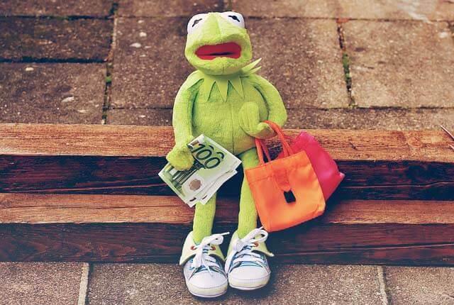 Pieniądze są do bani