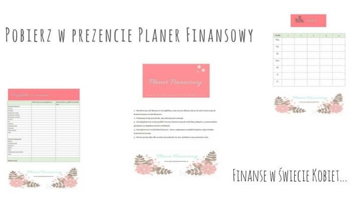 Planer finansowy