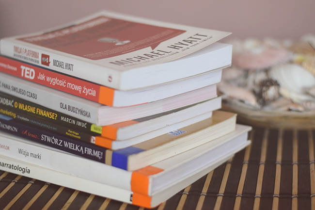 Książki, które polecam na jesień