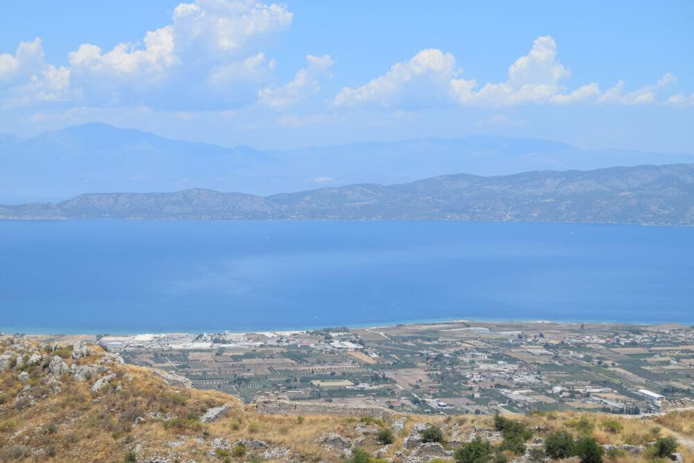 korynt grecja