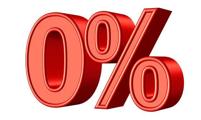zero procent