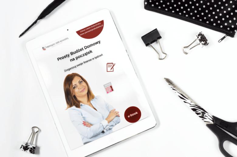 e-book-Prosty Budżet Domowy