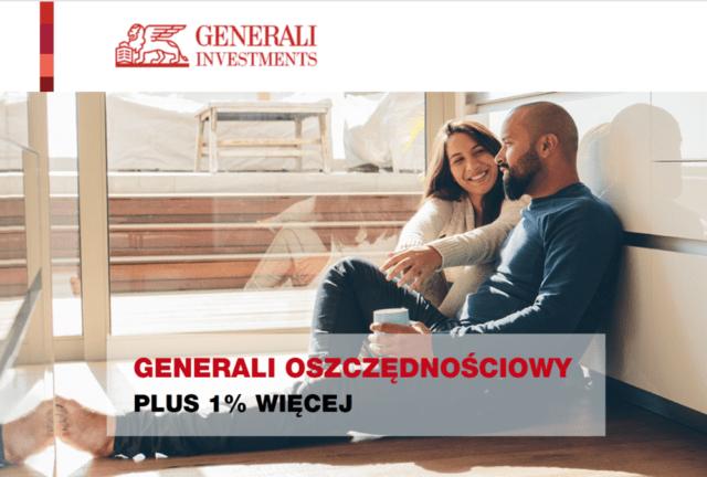 Generali Oszczędnościowy plus