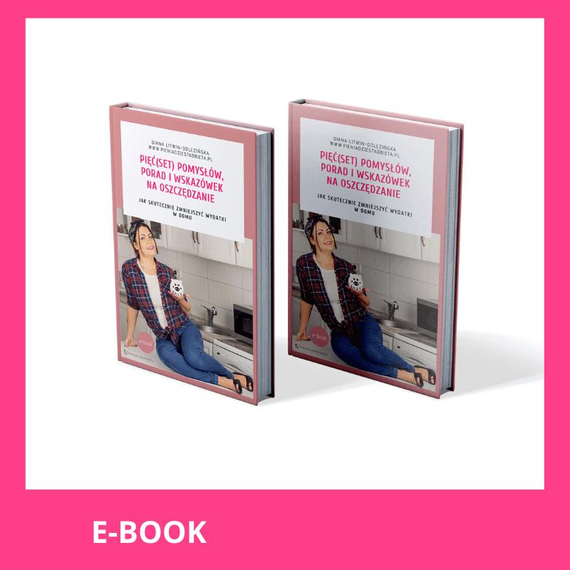 e-book PIĘĆ(set) pomysłów